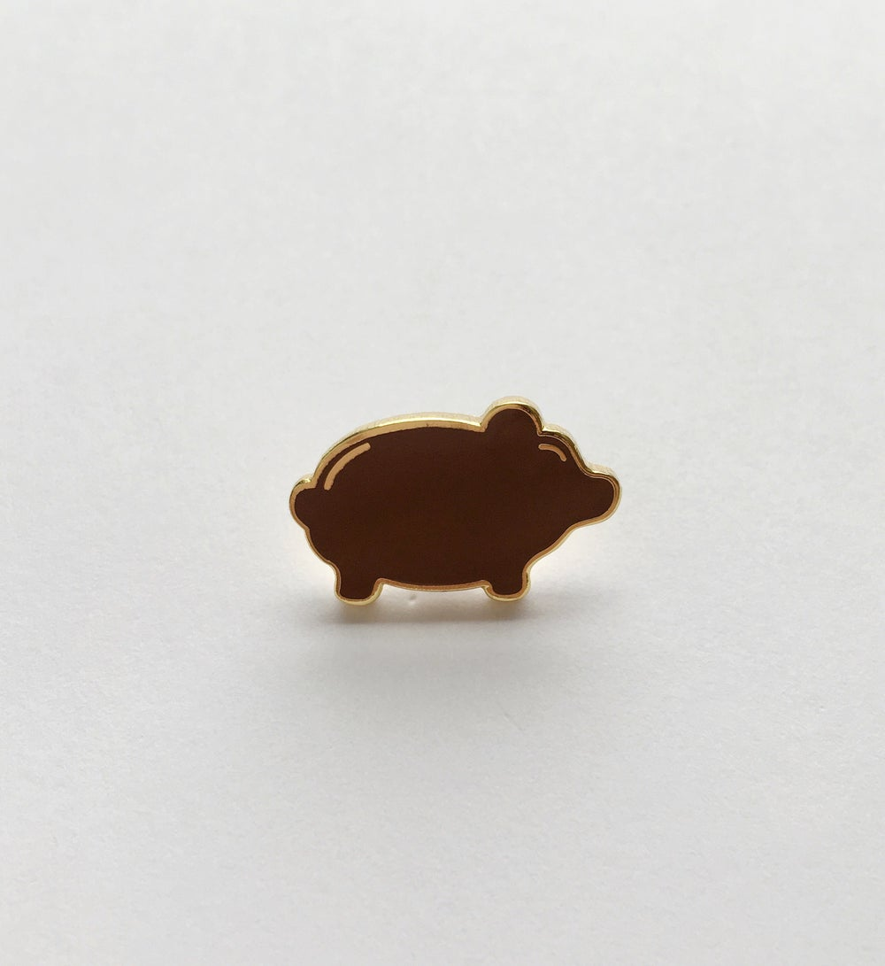 Image of Marranito Lapel Pin