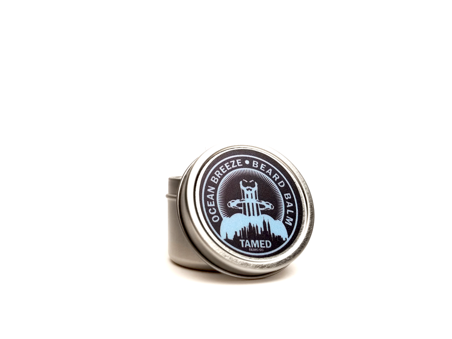 Image of TAMED Ocean Breeze Beard Balm
