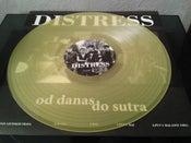 Image of Distress / Odpadki Civilizacije - split Lp  (yellow vinyl / ltd 150)