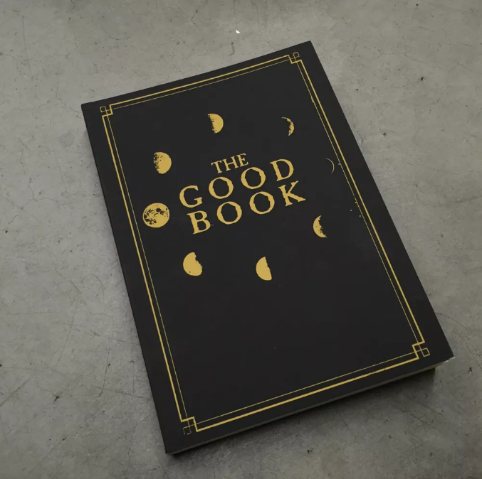 Image of THE GOOD BOOK - SOFT COVER