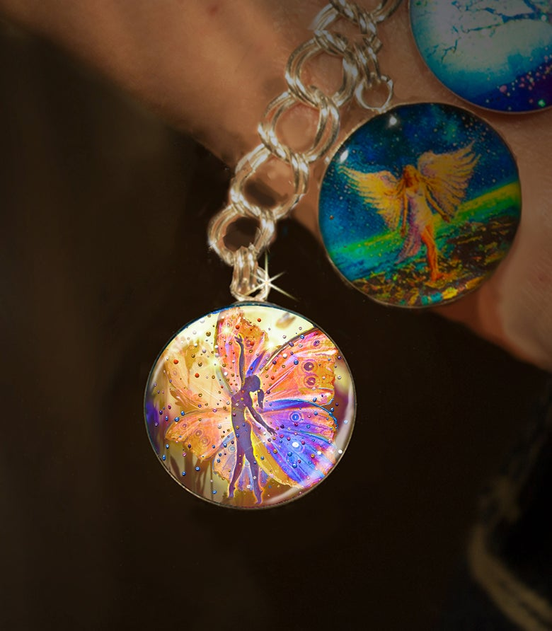 Image of The Wishing Fairy Energy Charm