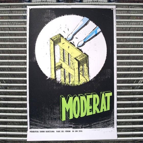 Image of MODERAT (barcelona 2016)