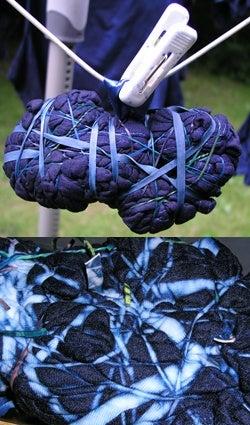 Image of Natural Indigo dye kit bundle