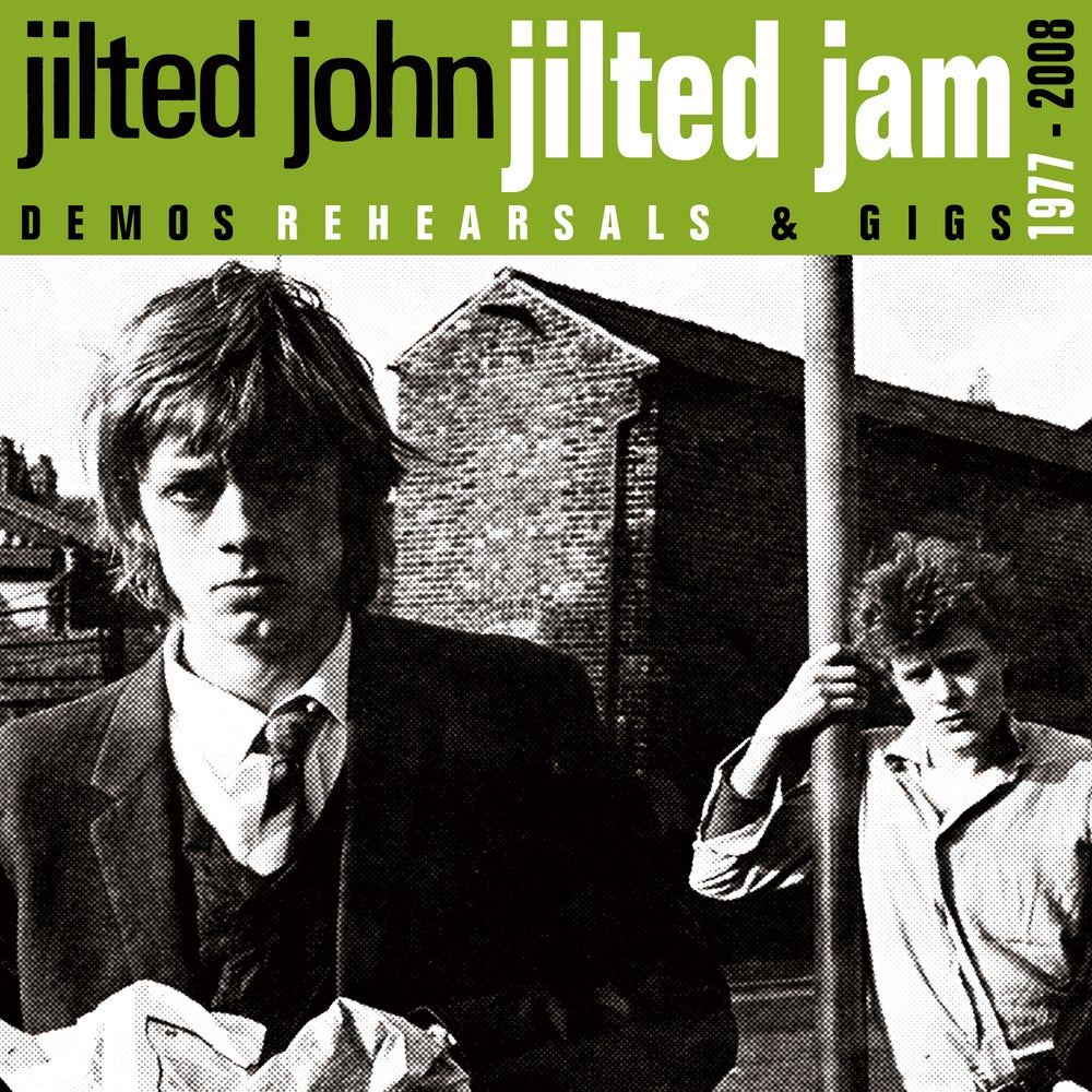 Image of Jilted John - Jilted Jam (Demos, Rehearsals And Gigs 1977-2008) CD