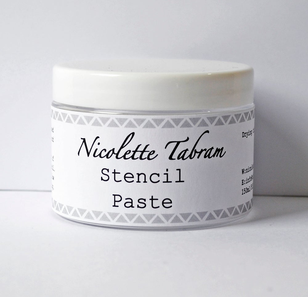 Image of Stencil Paste 150ml