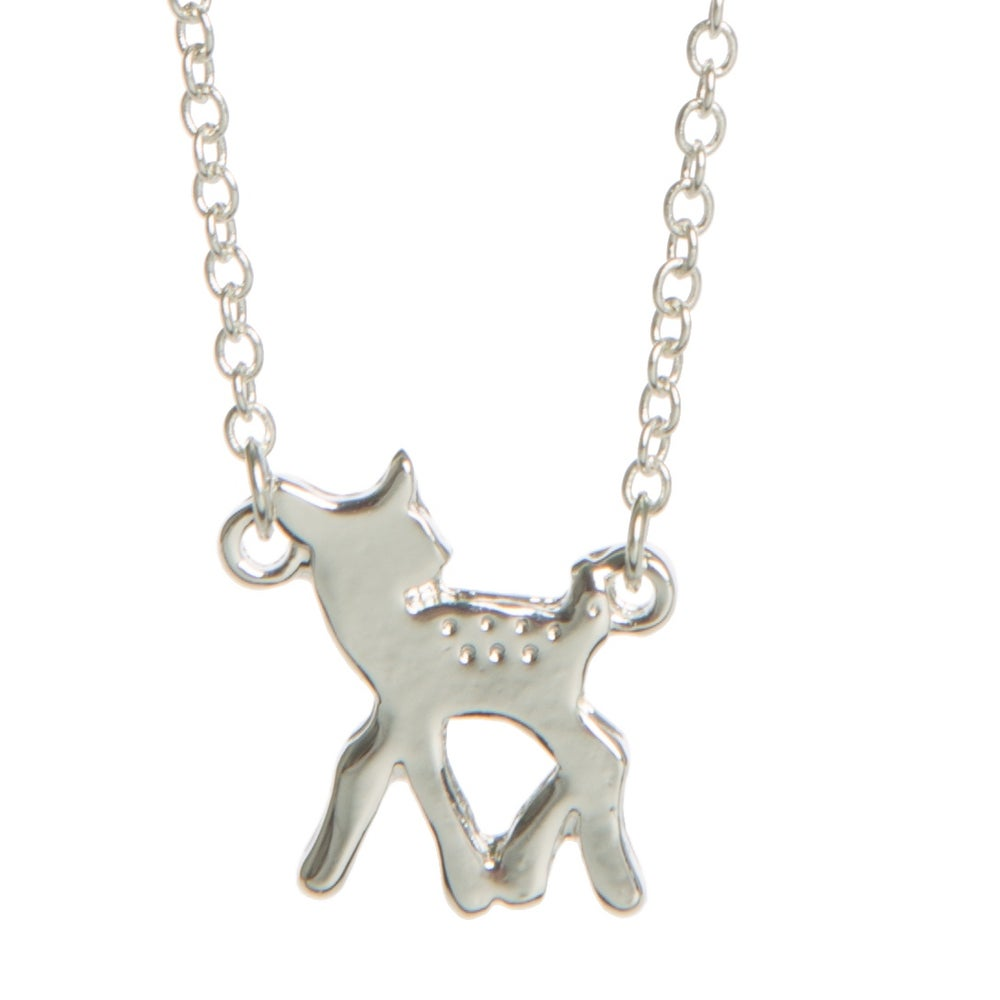 Image of Fawn Charm Necklace