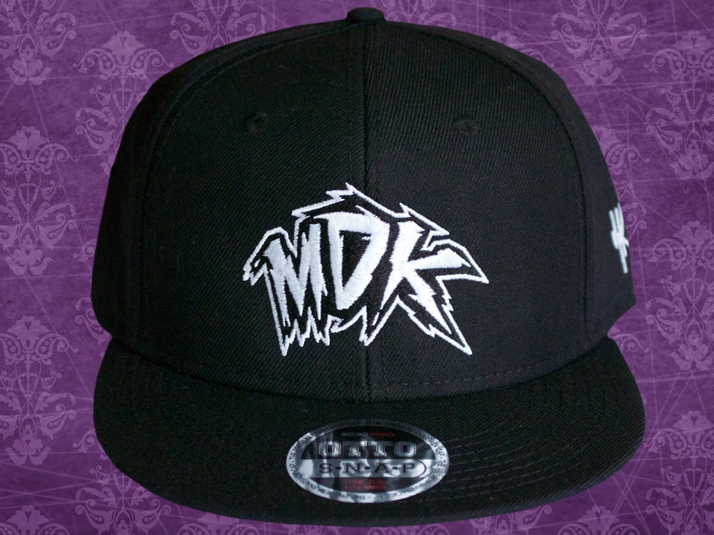 Image of MDK Original Snapback Hat