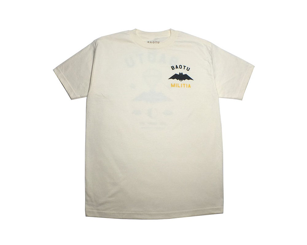 Image of CAPED CRUSADER MILITIA / CREAM