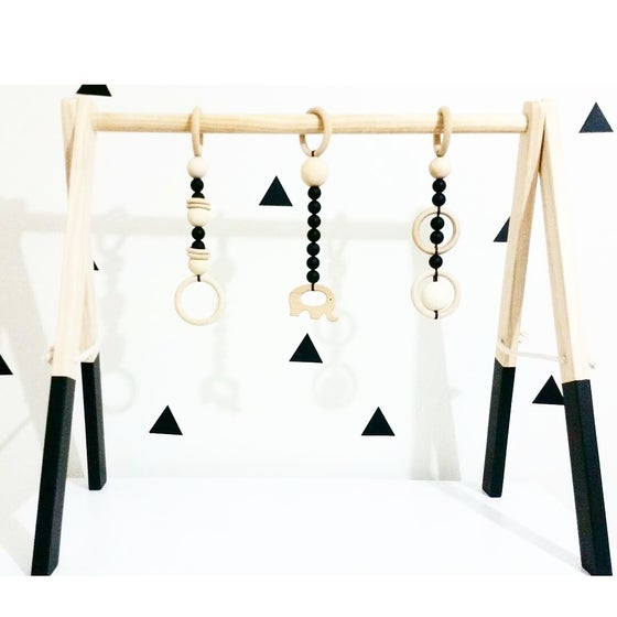 Image of Wooden Play Gym (INSTOCK READY TO SHIP)