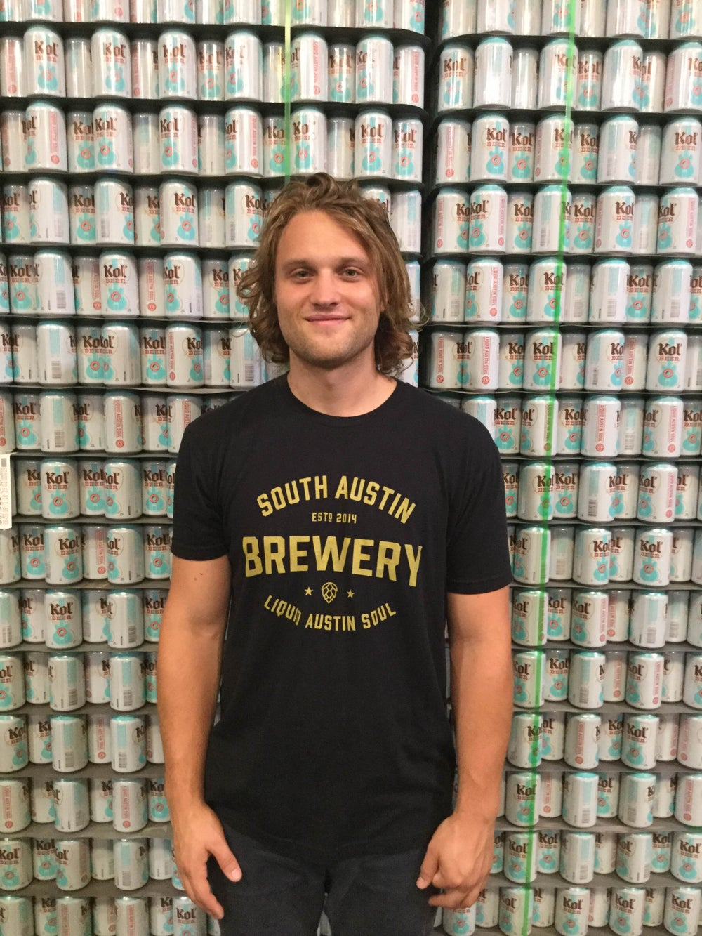 Image of South Austin Brewery Classic Tee - Men's