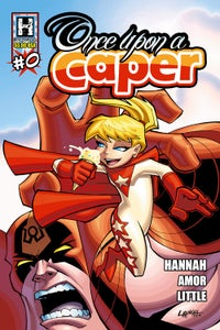 Image of Once Upon a Caper #0