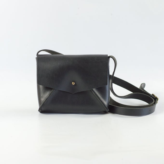 Image of Mini Crossbody in Black