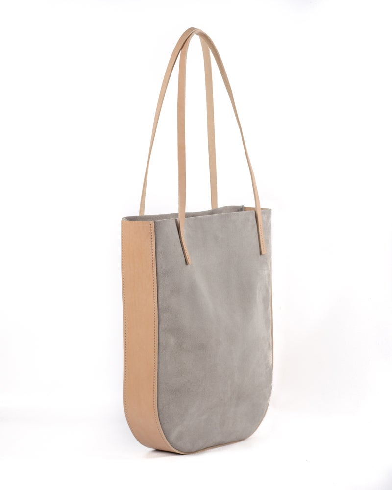 Image of Tote in Grey