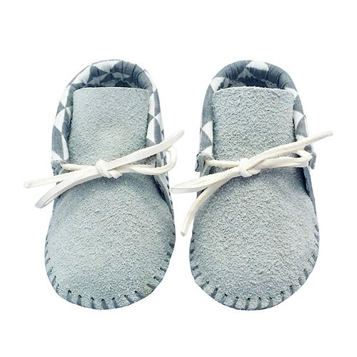 Image of Snow Owl Moccasins
