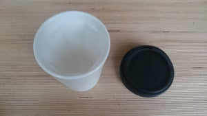 Image of Therma Cup (Black Lid)