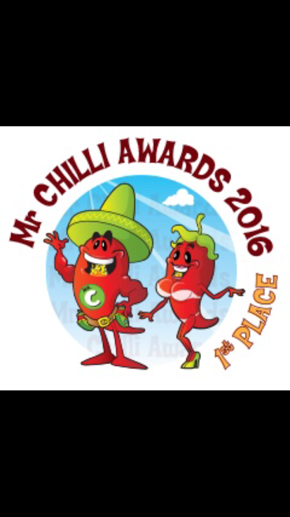 Image of Curried Chilli / Corn AWARD WINNING 3 x 1st Place 2016 / 2017
