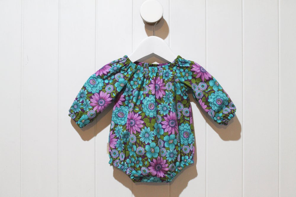 Image of Flower Power - Romper Playsuit