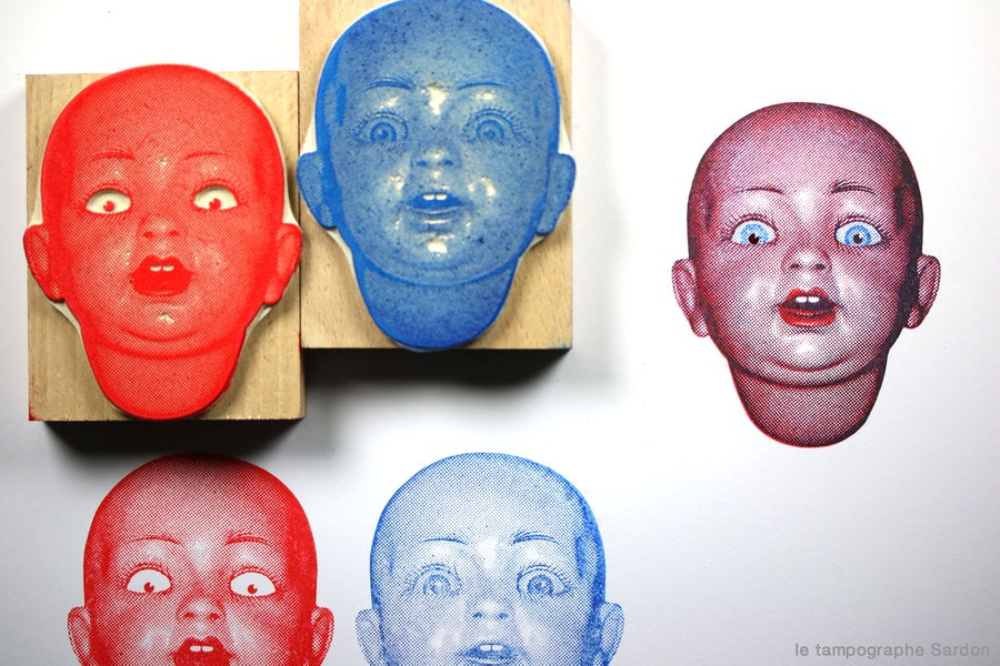 Image of Poupée flippante - Creepy doll