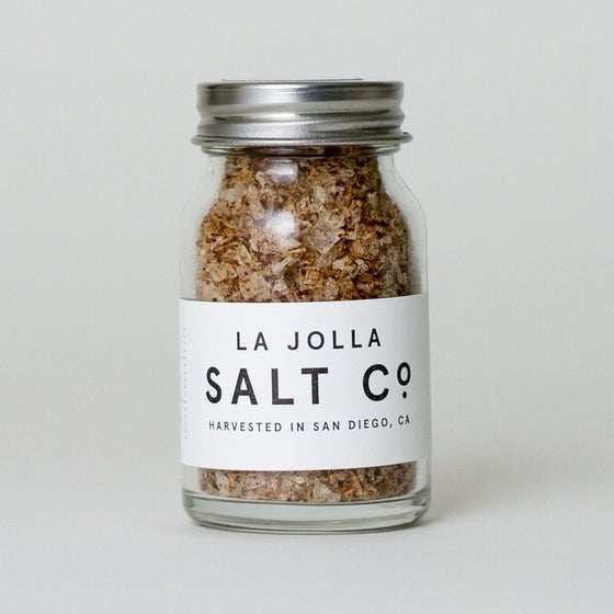 Image of Ghost Pepper Sea Salt