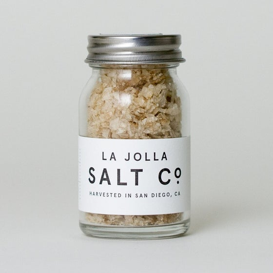 Image of Smoked Garlic Sea Salt