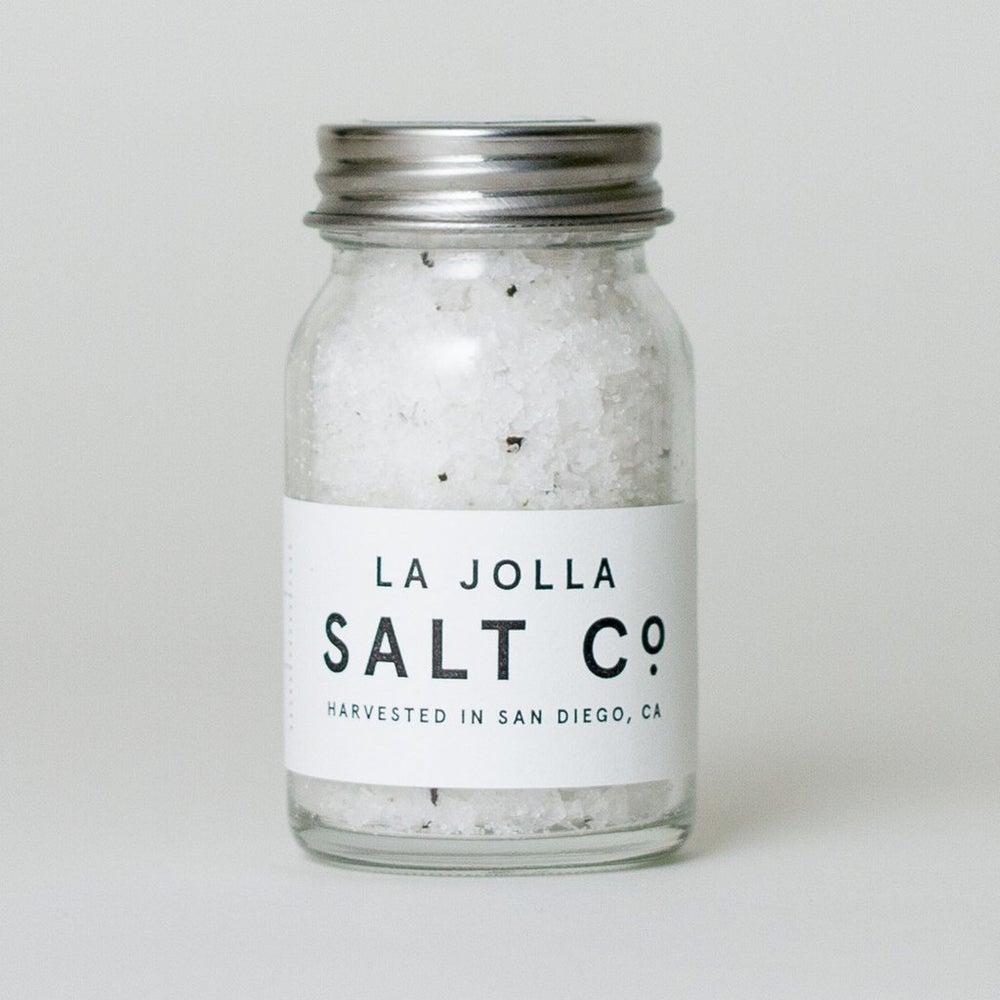 Image of Black Summer Truffle Sea Salt