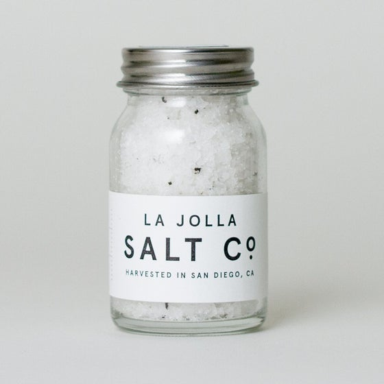 Image of Black Summer Truffle Sea Salt