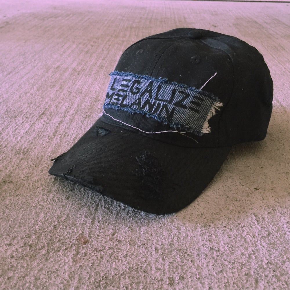 Image of Legalize Melanin Cap