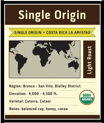 Image of Costa Rica La Amistad