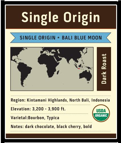 Image of Bali Blue Moon
