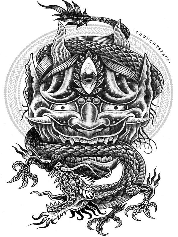 Image of Hanya Print