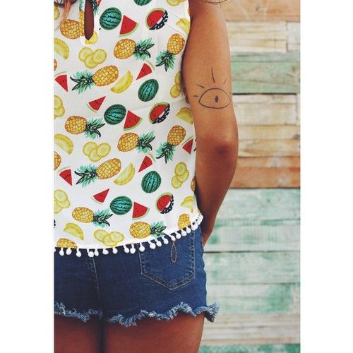 """Image of 🍍🍉""""Fresh Summer"""" Tshirt"""