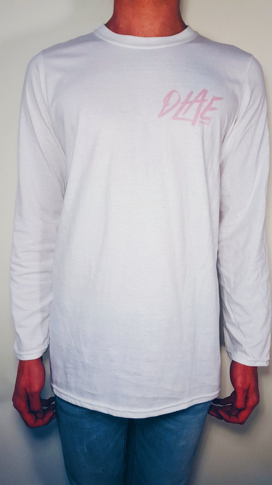 """Image of """"Death By Confetti"""" Long Sleeve Tee"""