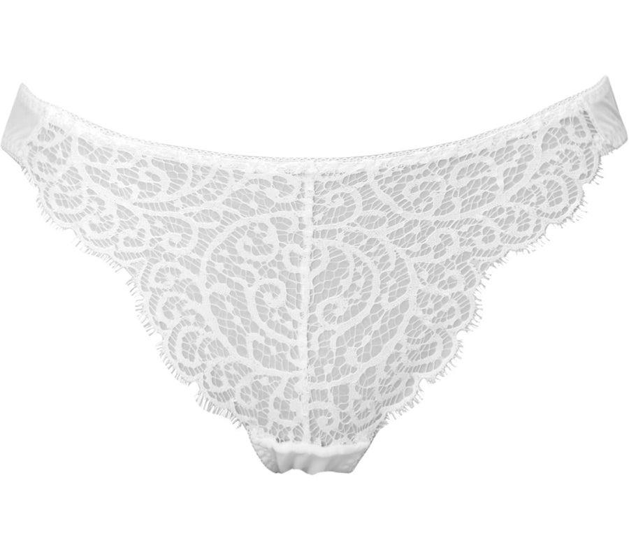 Image of Chance White Panties