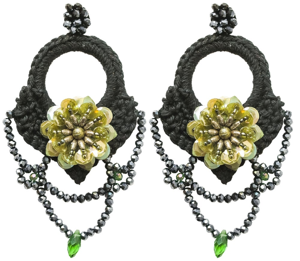 Image of Flora Earrings