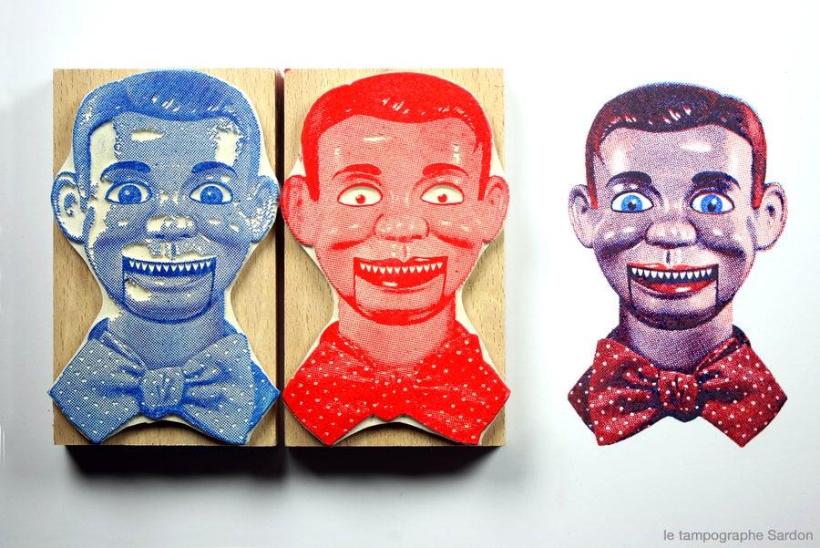 Image of Poupée de ventriloque - Ventriloquist dummie