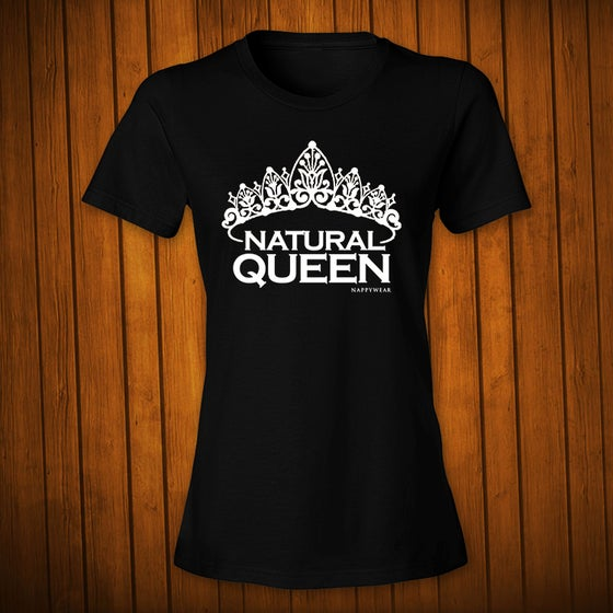 Image of Natural Queen