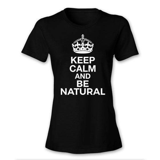 Image of Keep Calm and Be Natural