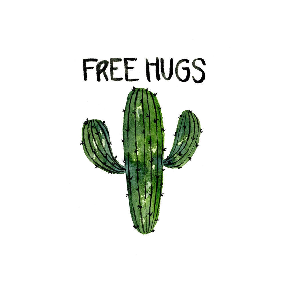 Image of Free hugs