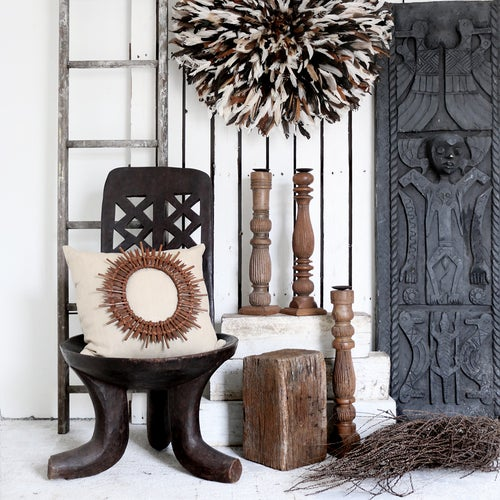 Image of Ethiopian Tribe Chair