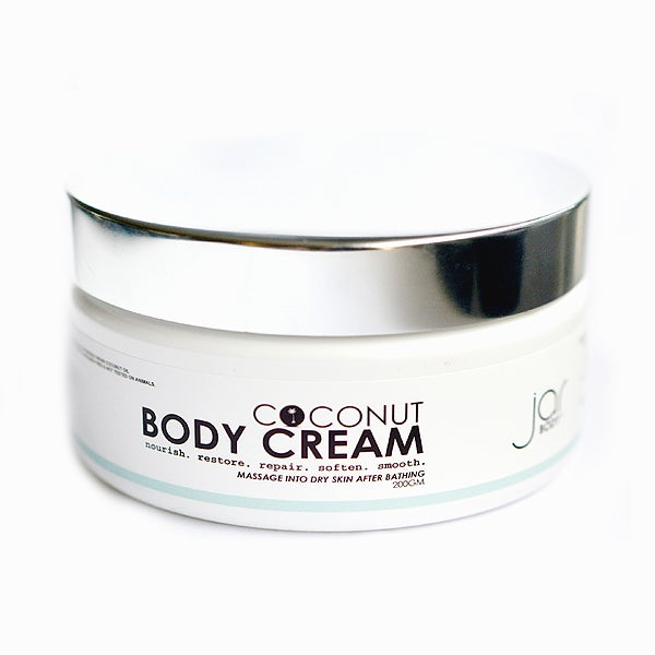 Image of COCONUT BODY CREAM