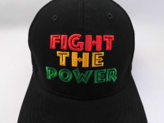 Image of Fight The Power Cap