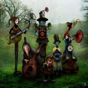 """""""Orchestre de Mystere"""" - Alexander Jansson Shop"""