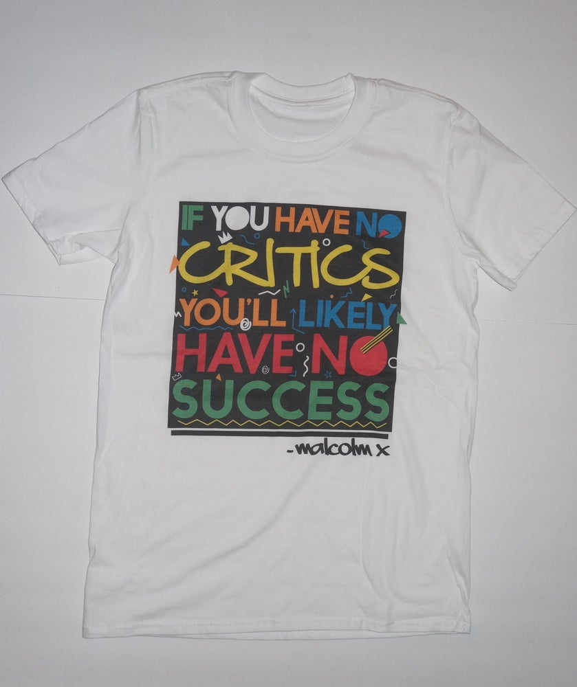 Image of Malcolm X Quote Tee