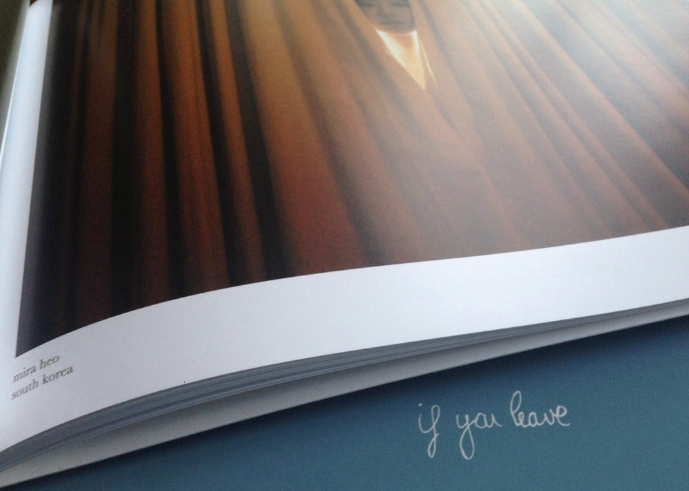 Image of If You Leave - Volumes 1-4