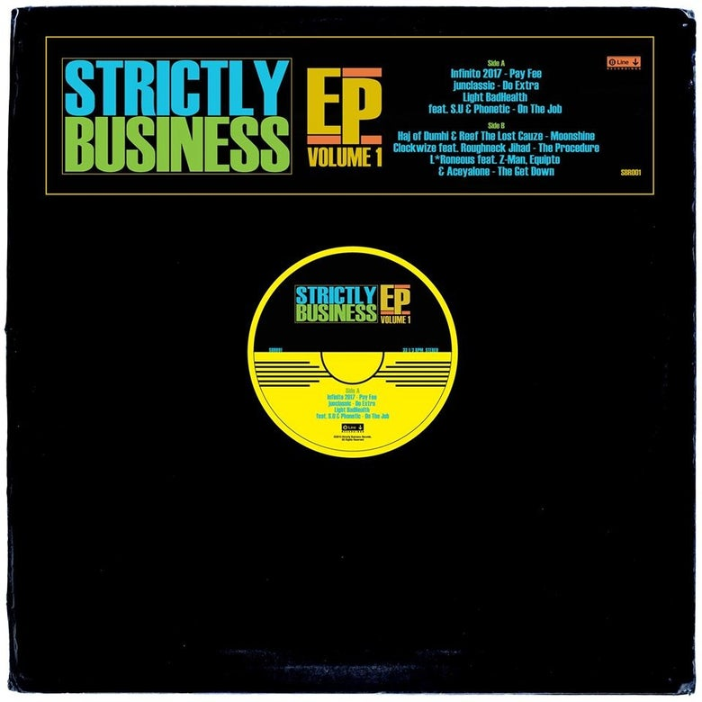Image of Strictly Business EP Volume 1