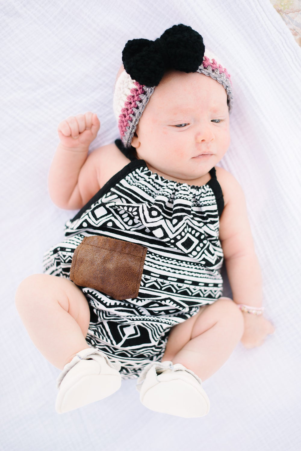 Image of Bow headwraps (custom designs and stripes)