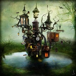 """Boltenharrers laboratory"" - Alexander Jansson Shop"