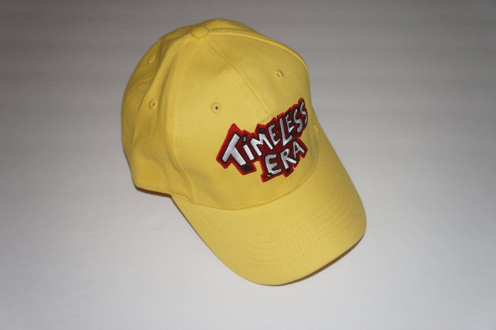 Image of Yellow Logo Cap