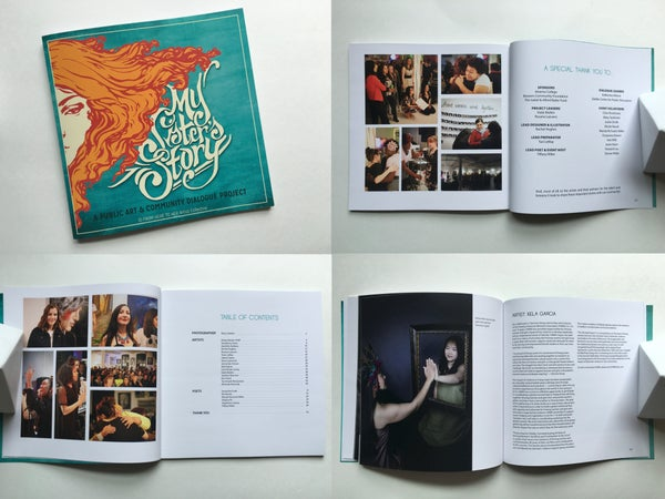 "Image of ""My Sister's Story"" Book"