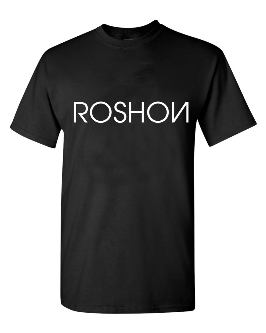 Image of Roshon Elevate Tee -BLK